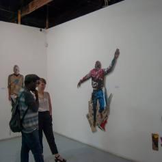 Artist walkabout