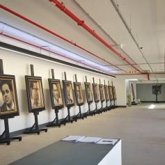 Installation view Marie Vermeulen-Breedt