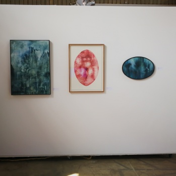 Amy Simons installation view