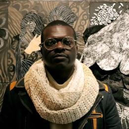 Ronald Muchatuta, Artist